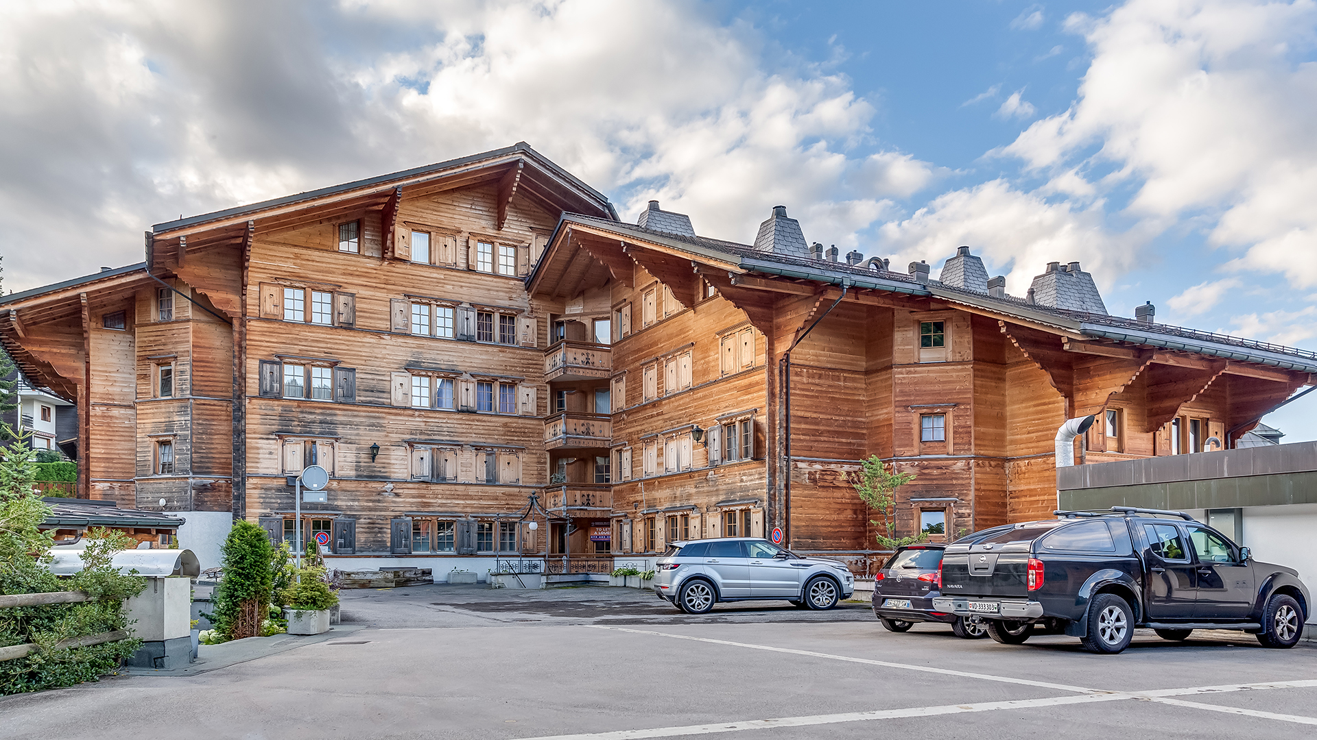 Daphne Apt Apartments, Switzerland