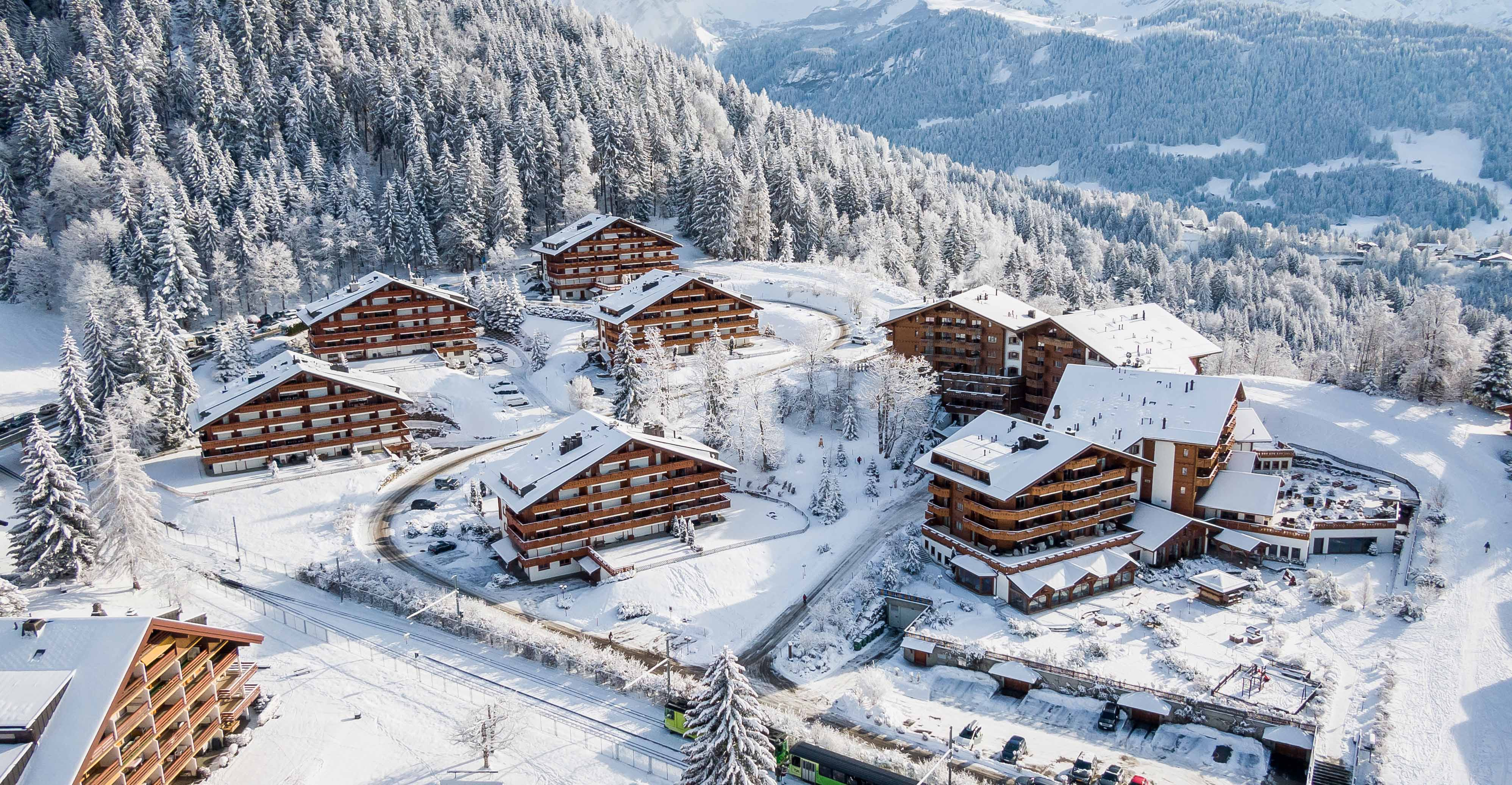 Jade 12 Apartments, Switzerland