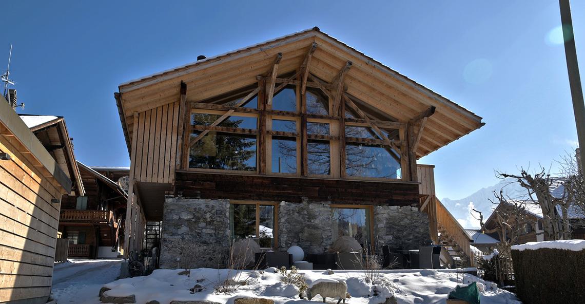La Grange 1813 Chalet, Switzerland