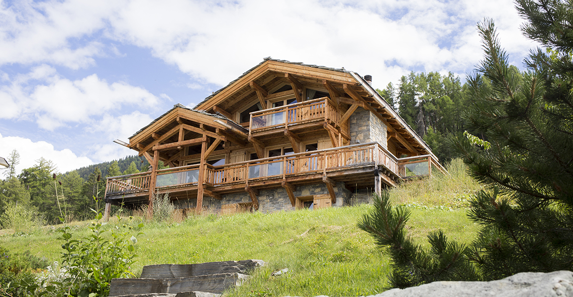 Le Repaire des Aigles Chalet, Switzerland