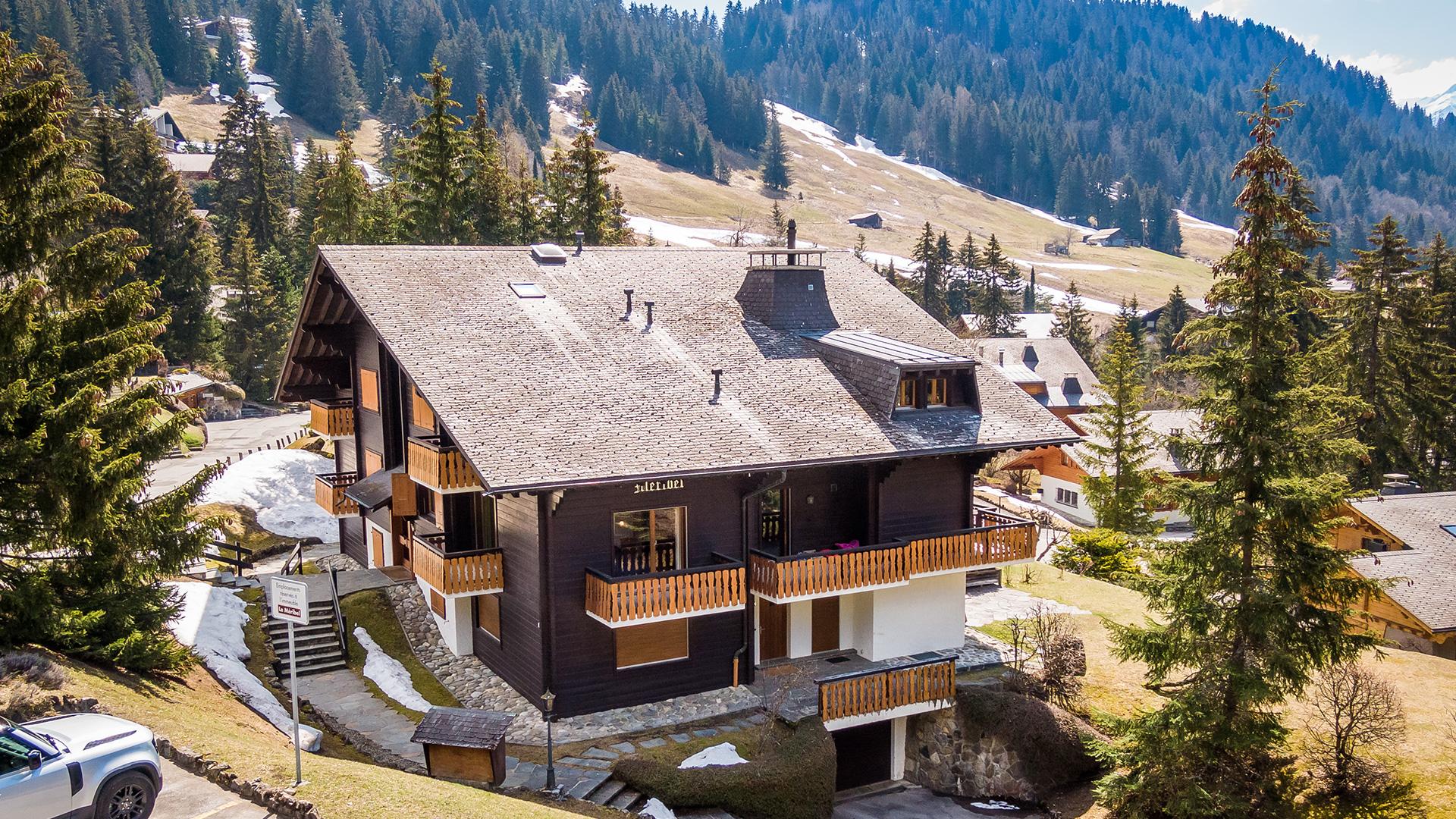 Meribel 5-6 Apartments, Switzerland