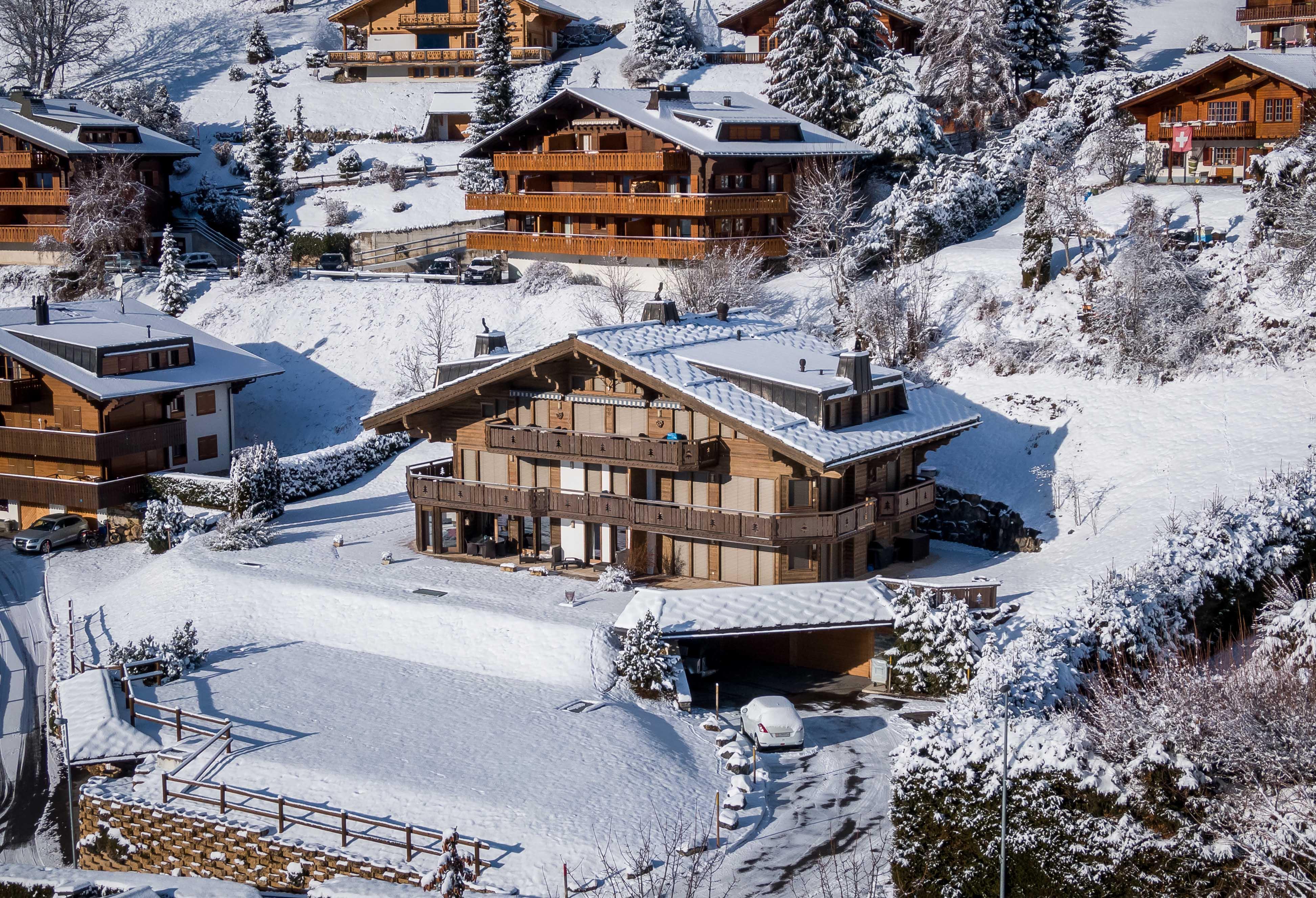 Villars, Mont Azur 5-6