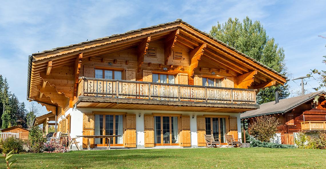 Mulanje Chalet, Switzerland
