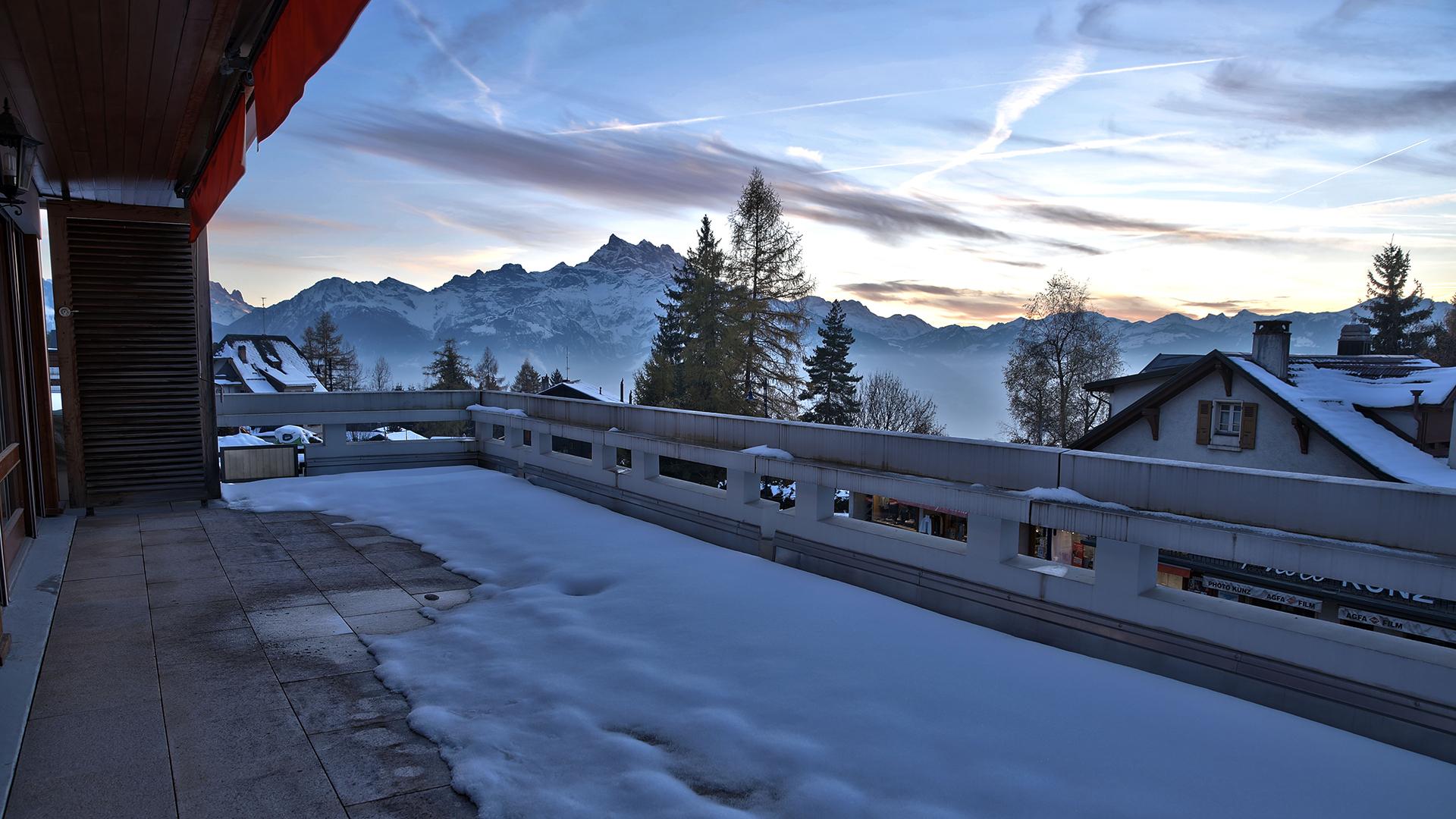 Muveran 12 Apartments, Switzerland
