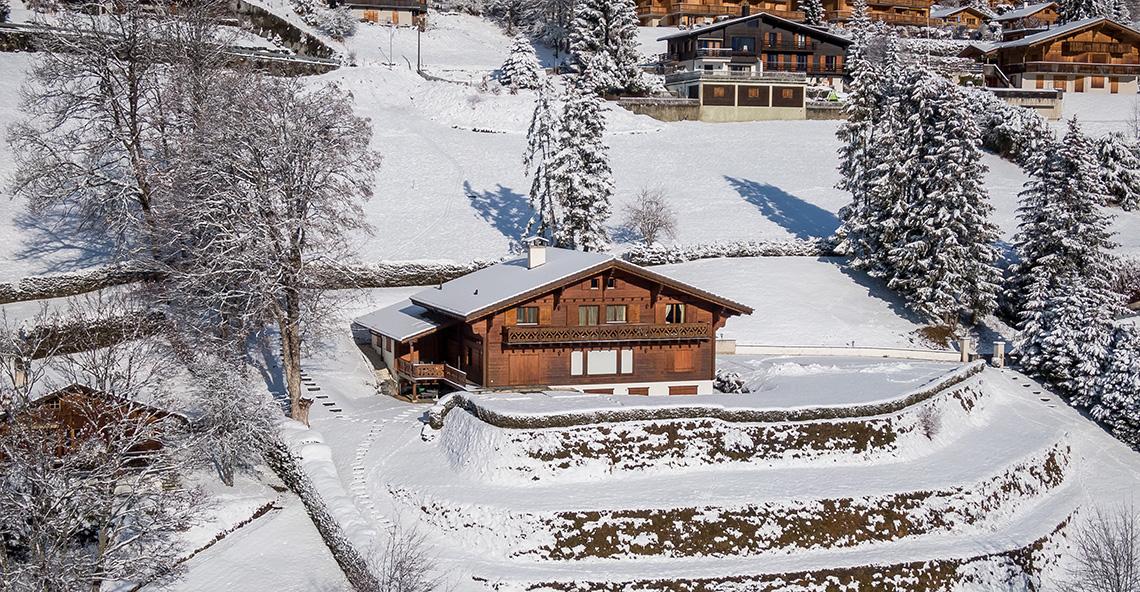 Savi Chalet, Switzerland