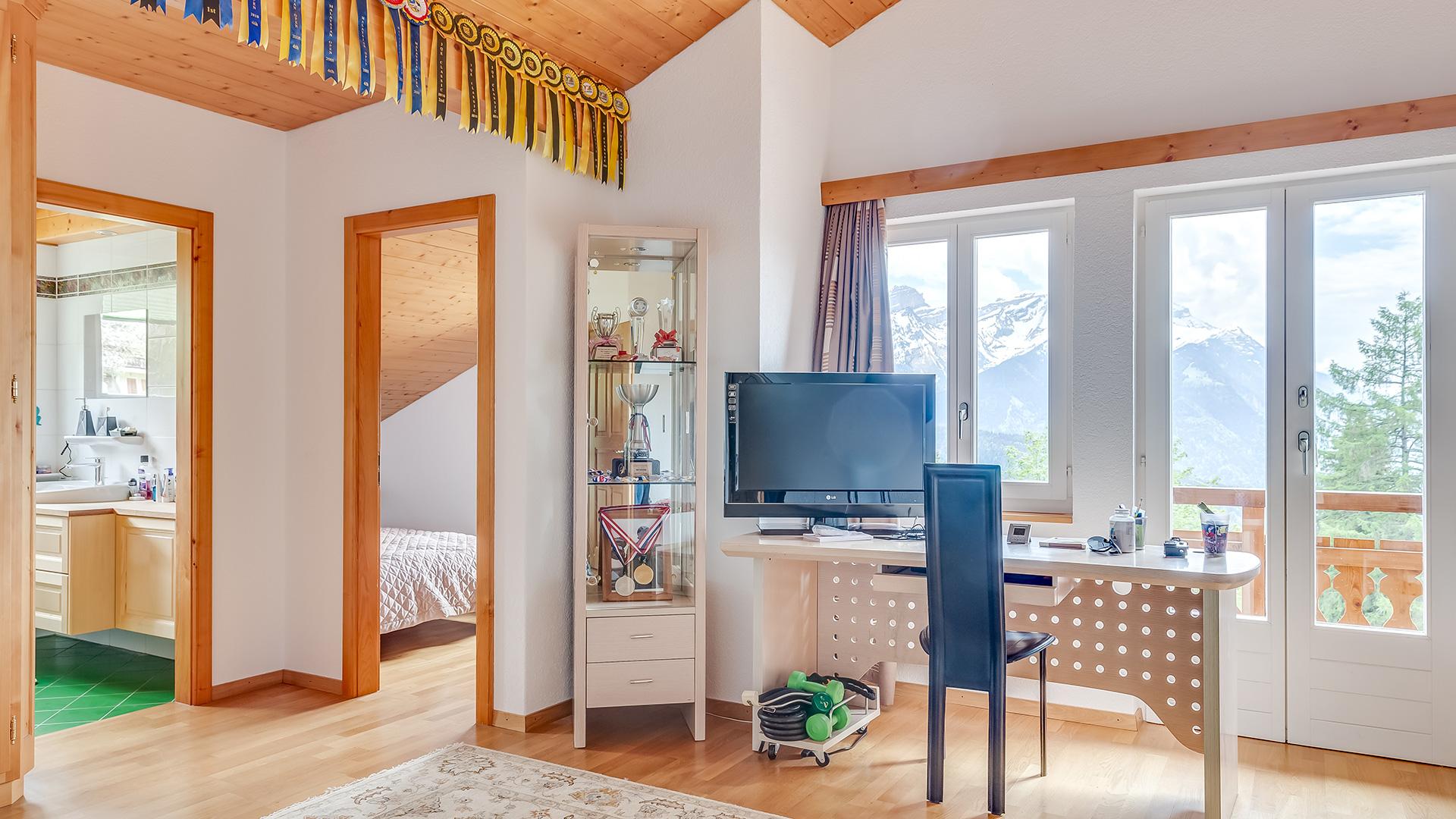 Victoria Chalet, Switzerland