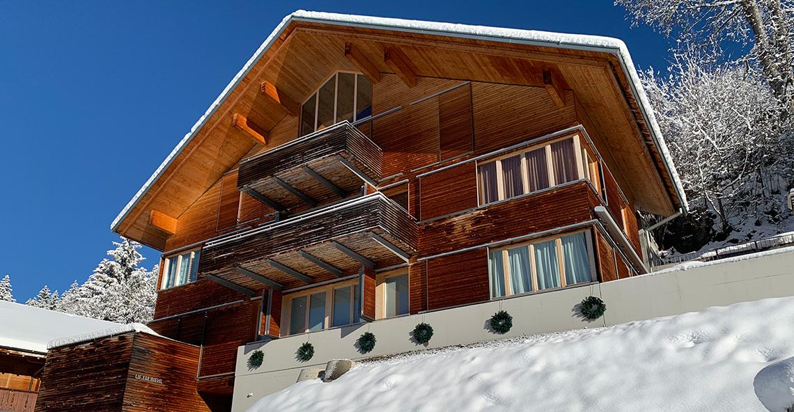 Auf em Biehl Apartments, Switzerland