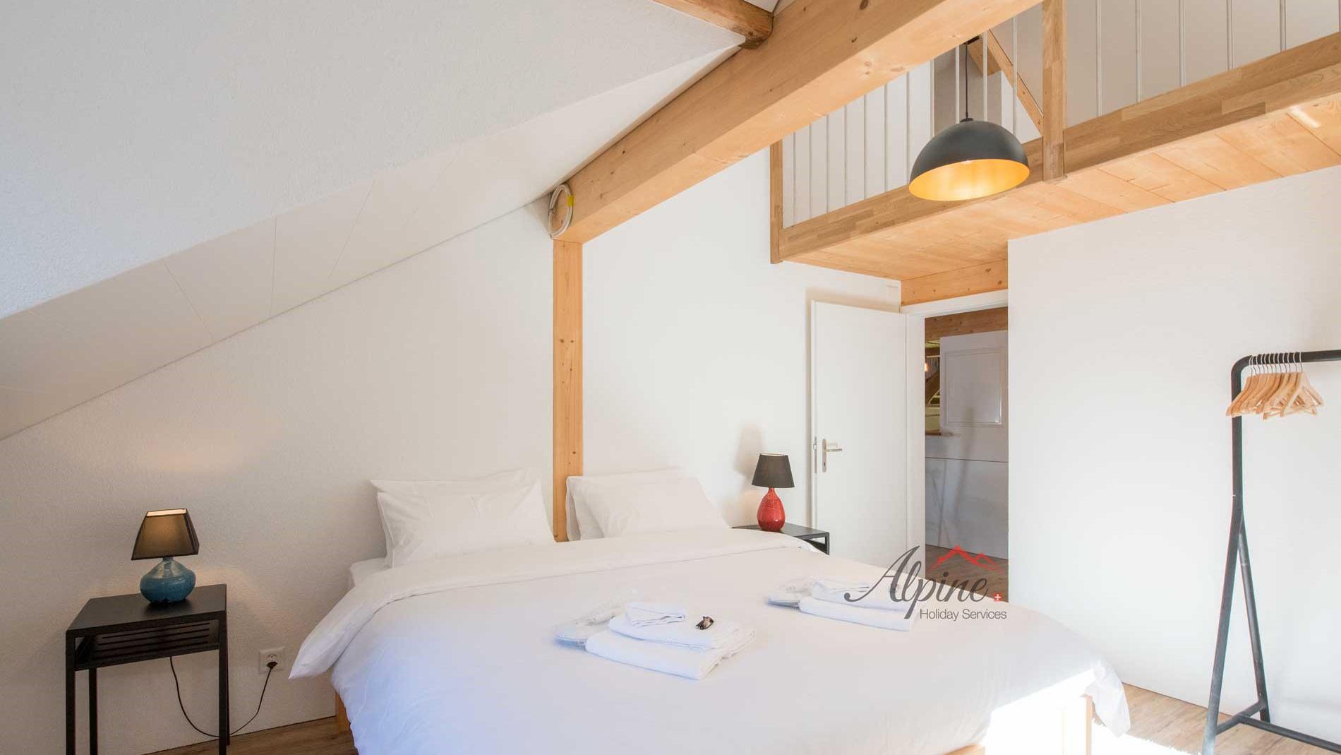 Bertha Apartments, Switzerland