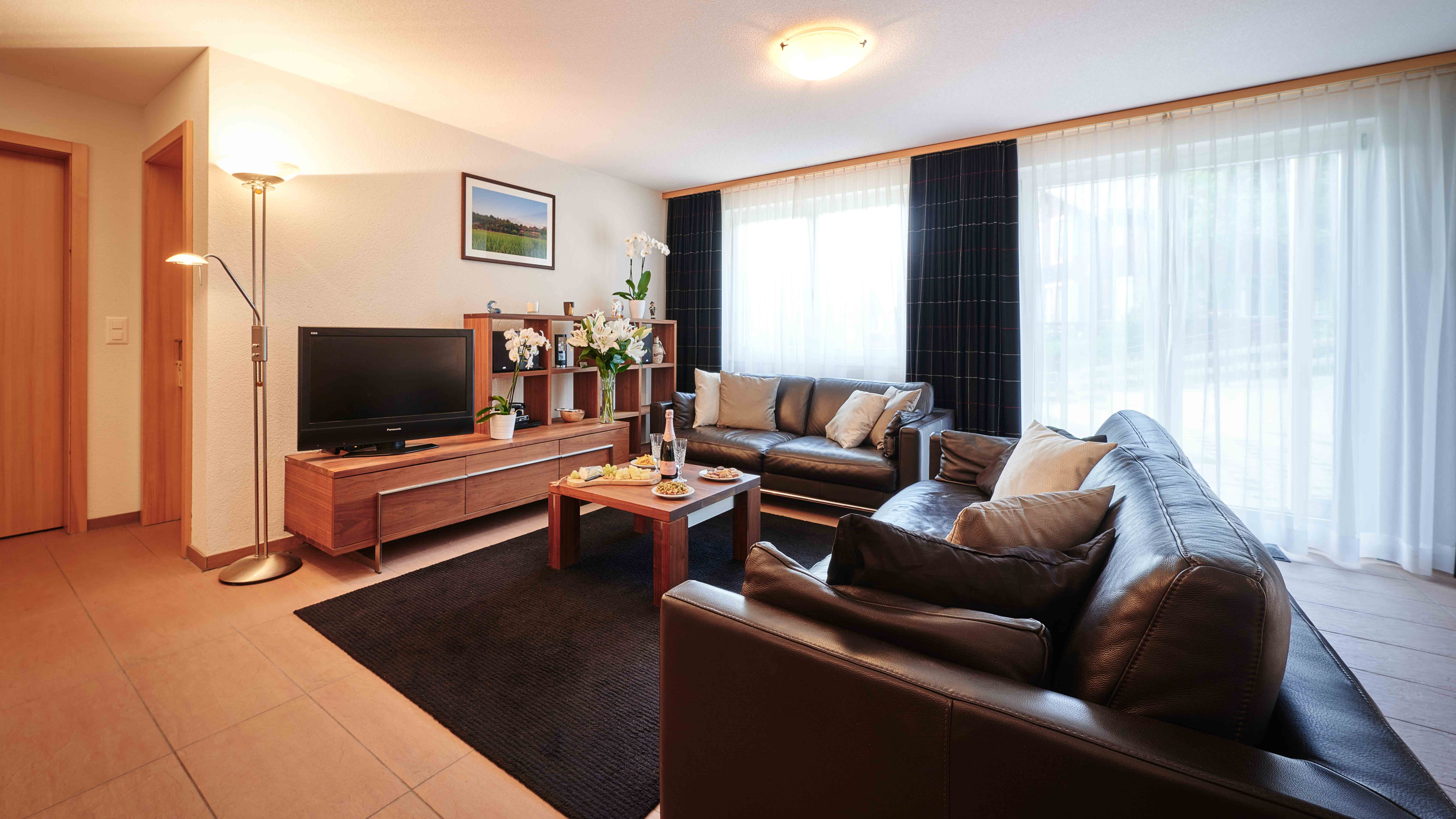 Brunner 1 Apartments, Switzerland