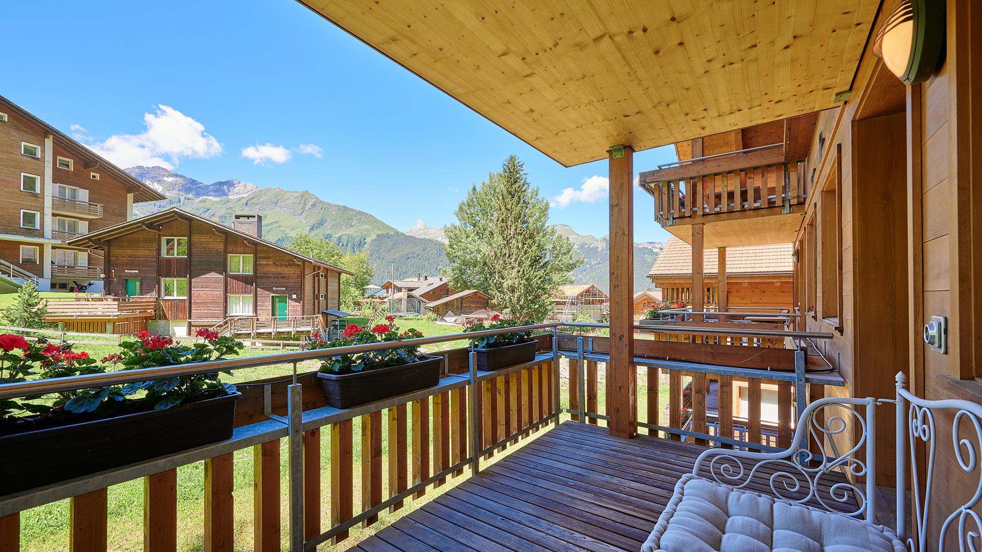 Chalet Luna Apartments, Switzerland