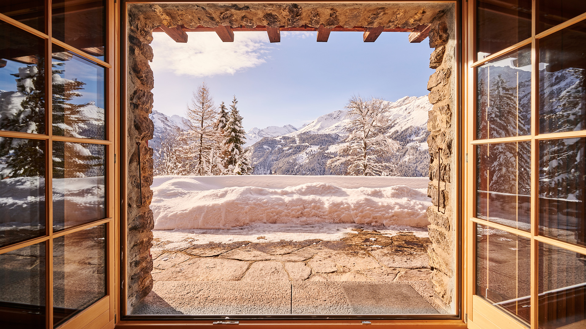 Chalet Yowo Chalet, Switzerland