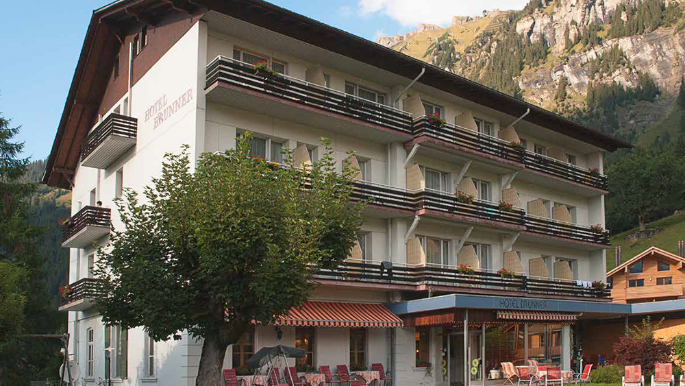 Hotel Brunner Hotel, Switzerland