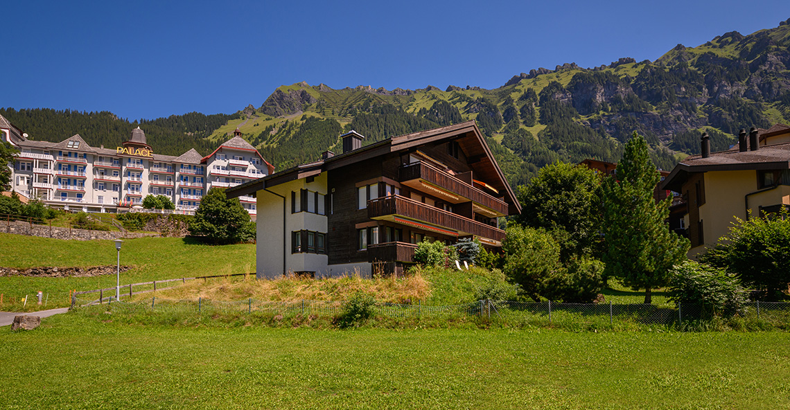 Rustica Apartments, Switzerland