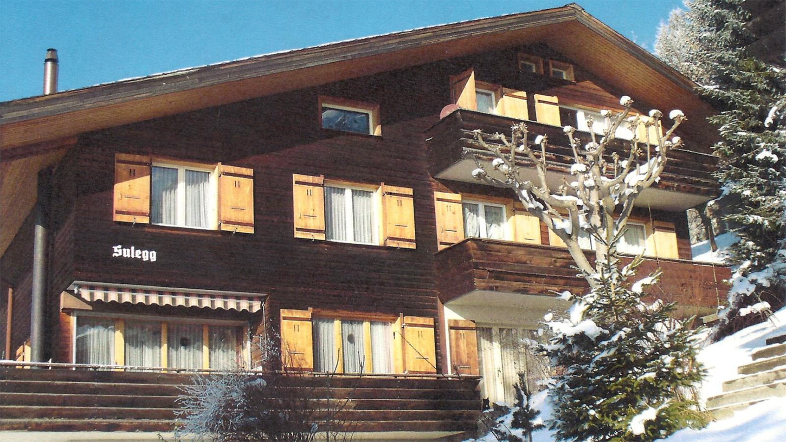 Sulegg Studio Apartments, Switzerland
