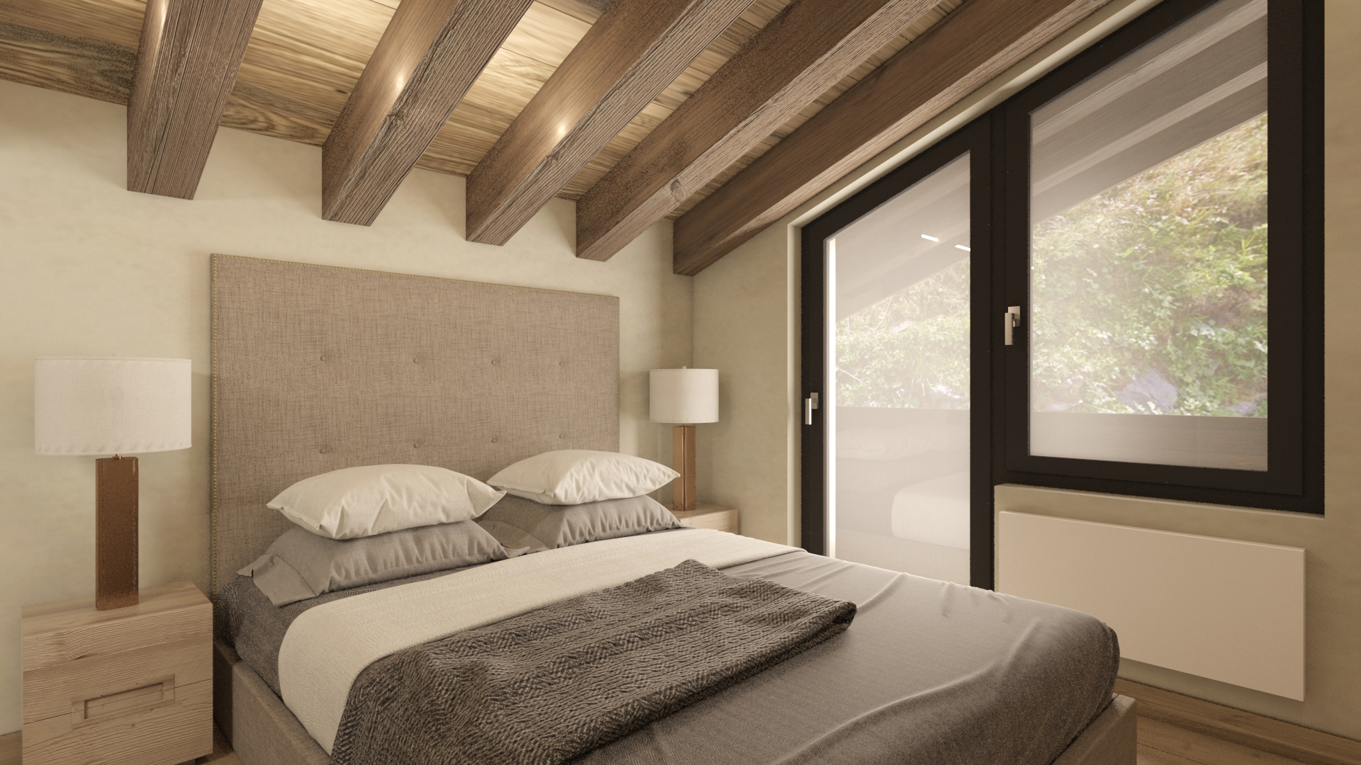 Twin Peak 1 Apartments, Switzerland